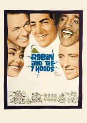 Постер Робин и 7 гангстеров