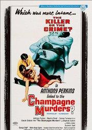 Постер Убийства под шампанское