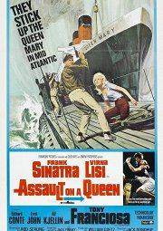 Постер Нападение на королеву