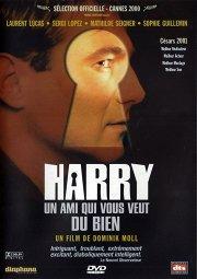 Постер Гарри — друг, который желает вам добра