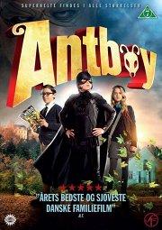 Постер Мальчик-муравей