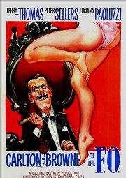 Постер Карлтон Браун из Форин-офиса