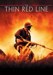 Постер Тонкая красная линия