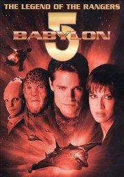 Постер Вавилон-5: Легенда о рейнджерах