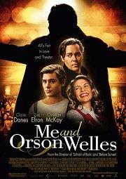 Постер Я и Орсон Уэллс