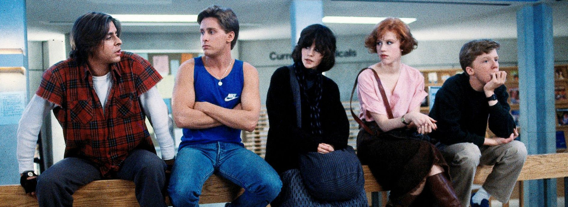 conflict in the breakfast club movie