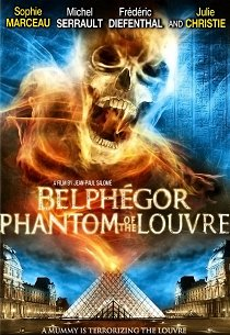 Бельфегор — призрак Лувра
