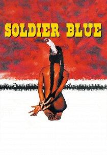 Солдат в синем мундире
