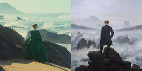 Скорсезе иКлимт: 10 кадров изфильмов, которые напоминают известные картины