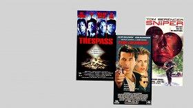 20 экшен-фильмов, которые наверняка были на вашей VHS-полке
