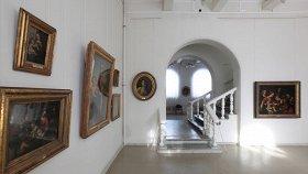Экспозиция искусства Западной Европы