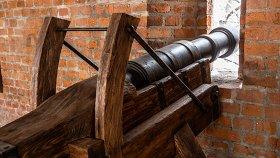 Крепостная артиллерия Московского царства XV–XVII веков