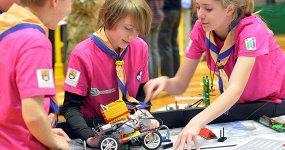 Кружок робототехники по программе Lego Education