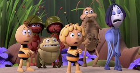 Пчелка Майя и кубок меда