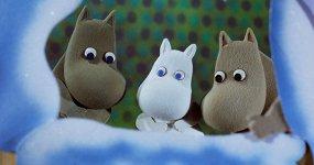«Муми-тролли и зимняя сказка»