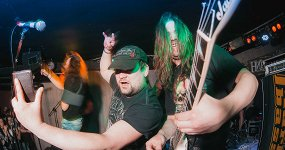 «Metal Gun Fest»: Warshall, White Mauzzer
