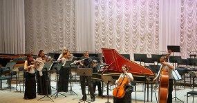 Ансамбль солистов Camerata Sinfonica. Ансамбль виолончелей Академического симфонического оркестра