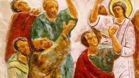 Свет православия. Керамическая икона Валерия, Татьяны и Олега Гришиных