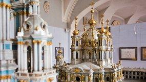 Петербург в архитектурных моделях и чертежах. XVIII–XIX века