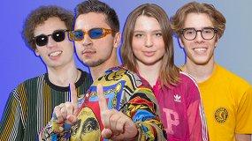 Эрика Лундмоен, MCСенечка, Zoloto иSqwoz Bab угадывают лучшие треки 2019 года