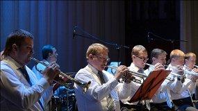 «Праздник непослушания»: Уральский духовой оркестр