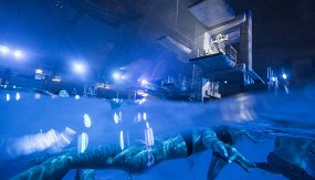 «Red Bull Music Festival. Diving Into Sounds»