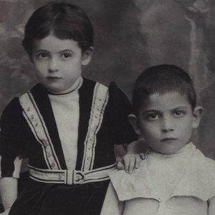 Детская мода. 100 лет назад