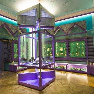 Экспозиция Тульского краеведческого музея