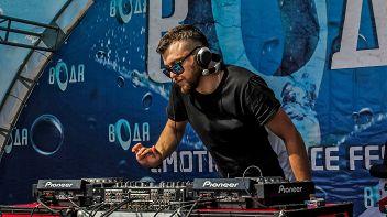 «Вода» Afterparty»: DJ Denis Kirillov