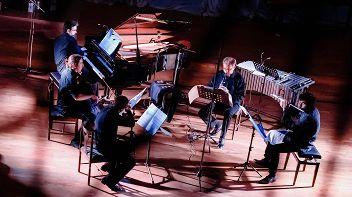 Московский ансамбль современной музыки. Андрей Устинов (представление и интервью)