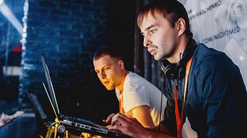 «Chetwerk»: DJs Dyxanin, Xray