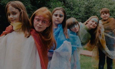 детских летних театральных школ Москвы