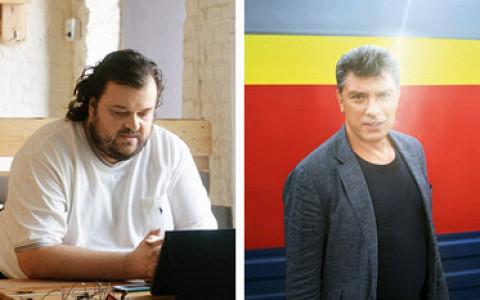 Василий Уткин и Борис Немцов спорят об Олимпиаде в Сочи