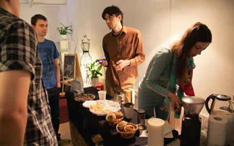 Кооператив «Черный», Tipi Coffee, P'Artisan Coffee Roastery и другие