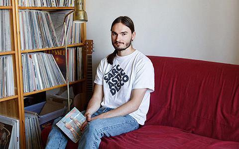 Александр Гришин о джазе в качалке и пластинках с помойки