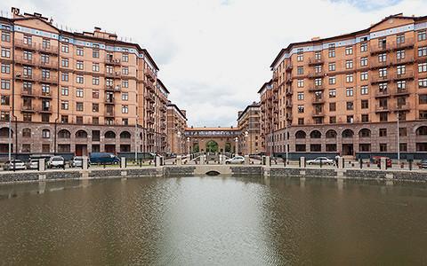 «Город набережных»: как построить на окраине Химок маленькую Венецию