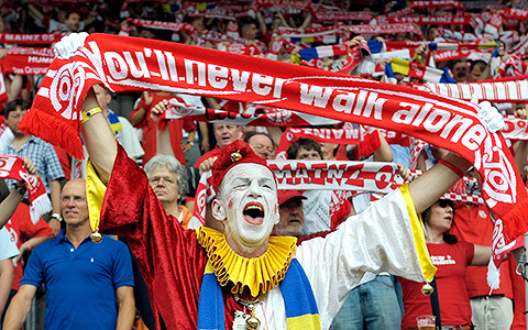 Лучшие гимны Чемпионатов мира и других футбольных турниров