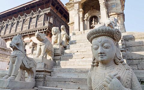 Что стало с историческими памятниками Катманду после землетрясения