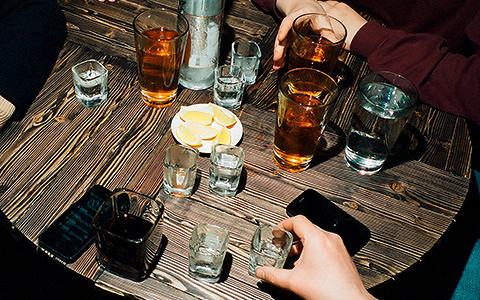 В каких рюмочных лучше всего пить водку