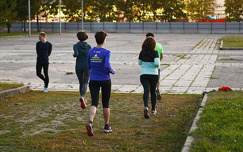 Как проходят тренировки в беговом клубе adidas: репортаж