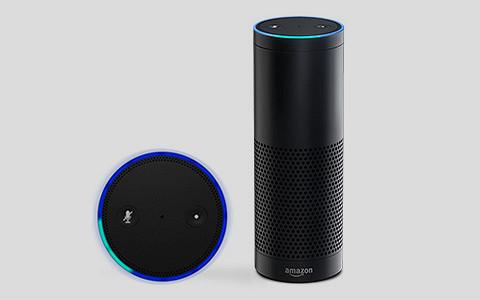 Amazon Echo: аудиоколонка, с которой можно поговорить