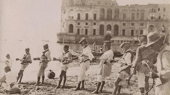 Grand Tour: Русская версия. Неаполь
