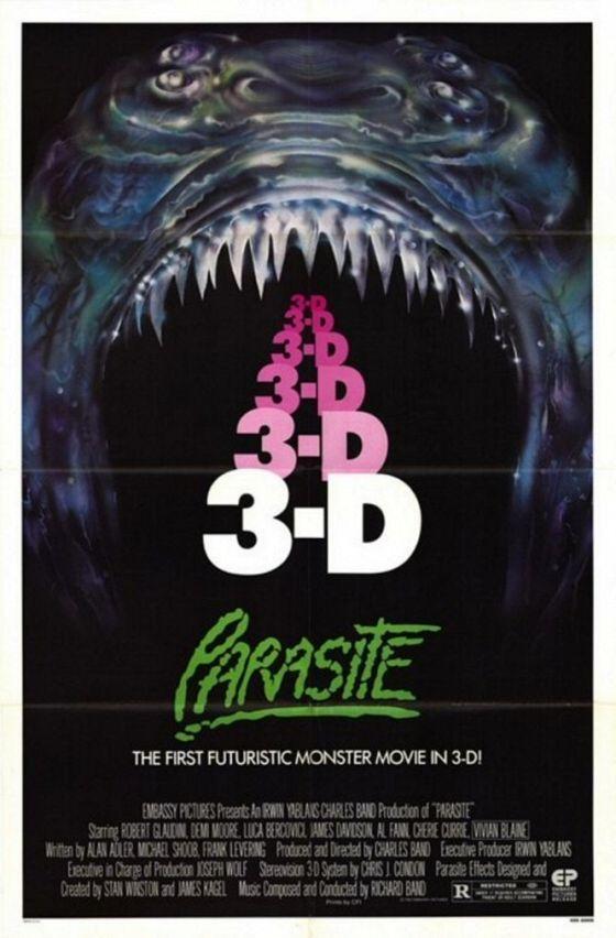 Паразит (Parasite)