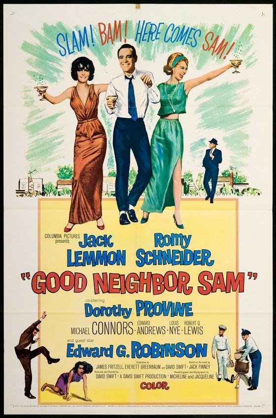 Хороший сосед Сэм (Good Neighbor Sam)