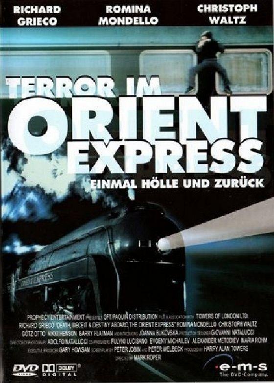 Экспресс (Death, Deceit & Destiny Aboard the Orient Express)