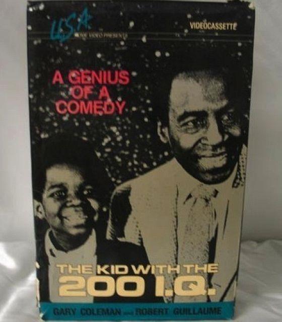 Вундеркинд (The Kid with the 200 I.Q.)