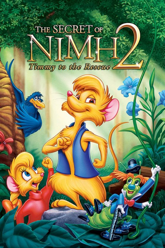Секрет Н.И.М.Х.-2 (The Secret of NIMH 2: Timmy to the Rescue)