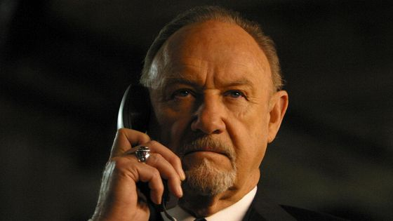 Джин Хэкмен (Gene Hackman)