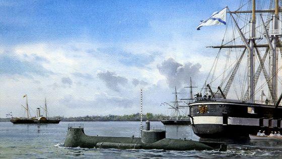 К 160-летию со дня основания Балтийского судостроительного завода