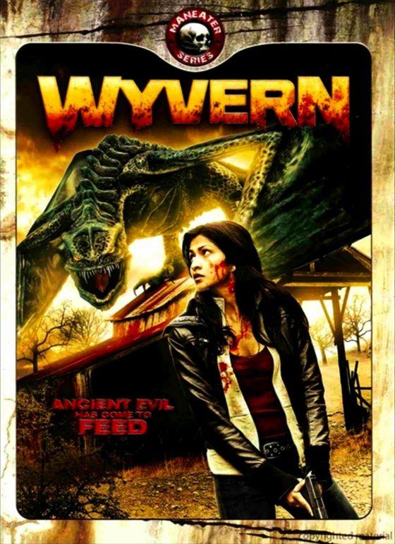 Виверн — крылатый дракон (Wyvern)